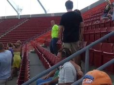 Dancing Guy At The Concert #FAIL - #funny