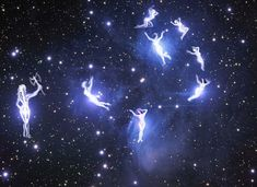 Pleiadian starseed: History and characteristic