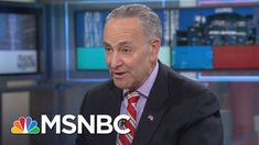Chuck Schumer: 'Art Of The Deal Is Out The Window' | Rachel Maddow | MSNBC