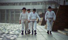 De las mejores escenas de Clockwork Orange #kubrick #cine #70s