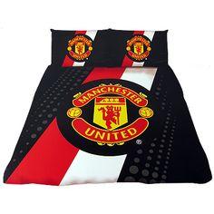 Manchester United F.C. Double Duvet Set ST