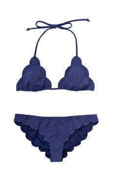 1e45e5f10e See more. BROADWAY - Marysia SWIM Blue Triangle Bikini