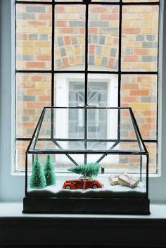 Rambling Renovators: A Wee Christmas Display