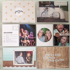 Project Life 2014 | 12 // Caylee Grey // Using Adjust Your Sails by Kristin Cronin-Barrow and Sugarplum Paperie