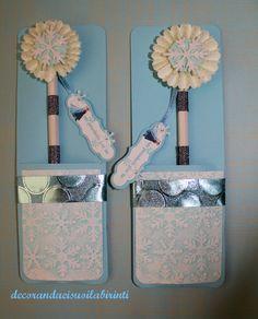 matite decorate. Mi trovi su www.facebook.com/decorandaeisuoilabirinti