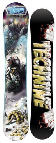 Technine TK Pro Snowman Board Tk Snow, 149.5cm by Technine. $272.95. A balanced, flat-camber all-mountain machine, the Technine TK Snowman is built to tackle a full day's riding. With a sintered base to hold up to wear and deliver on speed, this beast is at home anywhere you can take it.