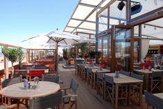 Sfeer foto's | Bries Noordwijk | Bar Restaurant Beach