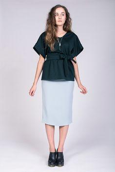 Sointu Kimono Tee - Named