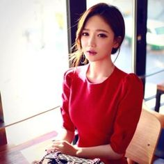 Buy 'chuu – Puff-Sleeve A-Line Dress' with Free International Shipping at YesStyle.com. Browse and shop for thousands of Asian fashion items from South Korea and more!