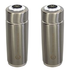 The Pod is a portable water dispenser that converts regular water into alkaline and ionized water that anyone can drink anywhere, anytime. The Pod uses 13 types of minerals in its filter including Tou