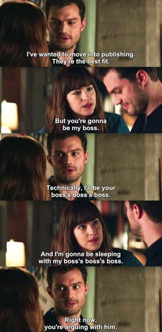Fifty Shades Darker the movie Fifty Shades Quotes, Fifty Shades Series, 50 Shades Darker, Shades Of Grey Movie, Fifty Shades Movie, Fifty Shades Of Grey, Christian Grey, Jamie Dornan, Dakota Johnson