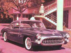 1956 Chevrolet Impala Concept Car