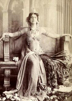 antique-royals: Mata Hari