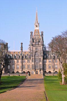 Edinburgh Fettes College (Wil 6195) Escocia.