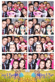 Wedding fun!  #ihrtmemorybox #photobooth