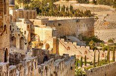 Удивительный Иерусалим