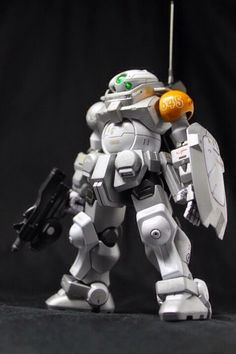 Custom Build: 1/144 Grimoire Prototype - Gundam Kits Collection News and Reviews