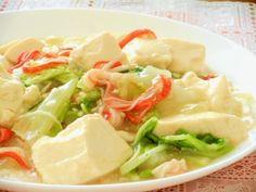 カニカマIN白菜と豆腐のトロトロ旨煮 by まゆみ母ちゃん [クックパッド] 簡単おいしいみんなのレシピが226万品