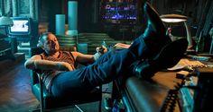 James McAvoy as David Percival in Atomic Blonde (2017)