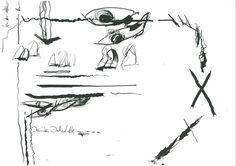 DARTGR0815037 #black #ink #danieladallavalle #art #conceptualart #abstractart #minimal #sea