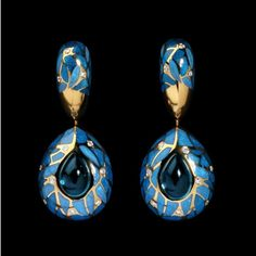 Earrings by Mousson Atelier