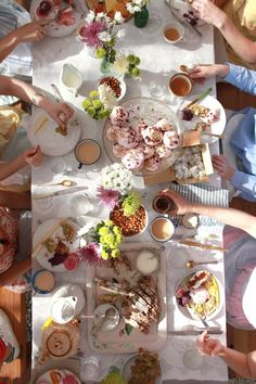 A California Tea Party for Adults! Get some inspiration for your next party or girls night or day in! Great ideas for bridal shower, baby shower, a girly birthday party, or relaxed low-key bachelorette party.