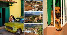 Liefde op het eerste gezicht: Trinidad in Cuba