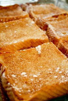 Overnight French Toast Bake