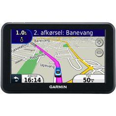 Garmin nuvi 50LM Vest-Europa GPS