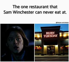 •the tuesday episode killed me cause I felt bad for Sam but it was hilarious and he looked so exhausted and frustrated the whole time especially with the hot sauce scene•