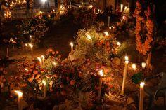 Altar de noche