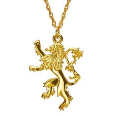 Game Of Thrones Lannisters Pendant