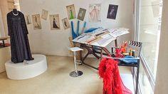 Exposición Vestuario del Cine Argentino de Horacio Lannes Centro Cultural Terminal Sur 31° Festival Internacional de Cine de Mar del Plata #mdqfest #mardelplata #mdq #mardel #vestuario #costume #fashiondesing