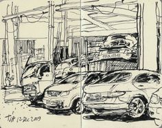 urban sketchers | Urban Sketchers (USk) Singapore