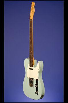 1964 Fender Telecaster-Sonic Blue