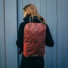 Bilderesultat for brooks sekker Backpacks, Bags, Fashion, Handbags, Moda, Fashion Styles, Backpack, Fashion Illustrations, Backpacker