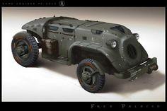 Futuristic Technology, Retro Futuristic, Tank Armor, Fallout New Vegas, Robot Design, Model Ships, War Machine, Dieselpunk, Concept Cars