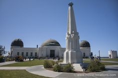 Film locations for Rebel Without A Cause in Los Angeles. Nicholas Ray, Rebel Without A Cause, Griffith Observatory, Griffith Park, Filming Locations, Transformers, Devil, Taj Mahal, Art Deco