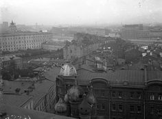Old Pictures of Soviet Moscow | English Russia | Page 6
