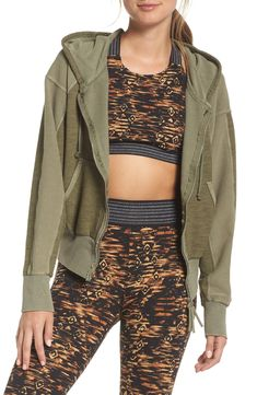 38de789266f4 Free People Movement Shadowboxer Hoodie