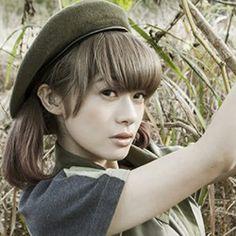 Hug Me, singer of Japanese idol idolcore group BiSH Brand-new Idol Shit