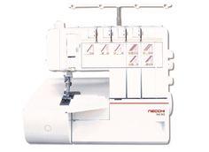 La nuova macchina punto copertura NC10 pratica e compatta esegue 7 programmi di cucitura inclusi punto copertura stretto, largo, triplo, fino a 6mm di larghezza e punto catenella con 3 posizioni dell'ago. Dotata di elevata efficienza operativa e capacità di trattare tutti i tipi di tessuto, la nuova NC10 ha come caratteristica l'elevata qualità e facilità di utilizzo. Sewing, Dressmaking, Couture, Stitching, Sew, Costura, Needlework
