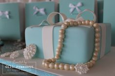 breakfast at tiffany's party | Breakfast at Tiffany's hen party … | Lily-by-Gilly
