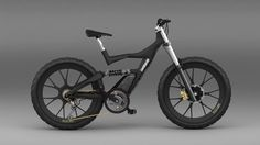 "Lombardo Climb Mountain-Bike Electric ""Concept"""