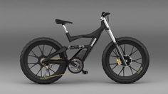 "Lombardo Climb Mountain-Bike Electric ""Concept"""