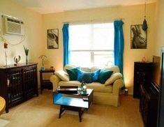 Small Apartment Living Room Decorating Ideas Pictures - A successful ornamentation of a room largely depends on contour and Fresh Living Room, Cheap Living Room Sets, Small Living Room Design, Small Apartment Living, Cottage Living Rooms, Living Room Paint, Small Living Rooms, Living Room Interior, Living Room Decor