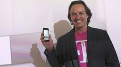 T-Mobile Test Driveallows a potential customer to get a loaner iPhone 5S with seven days of unlimited data, just to see how they like T-Mobile services.