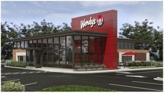 new wendy's store design - Google Search