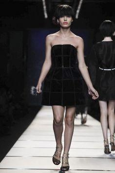 Fendi @ Milan Womenswear S/S 2014 - SHOWstudio - The Home of Fashion Film S/s2014 #fendi #mfw