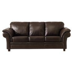 brown leather sofa Home Furniture